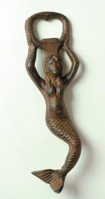 Victorian Trading Co.  Mermaid Bottle Opener  $12.95