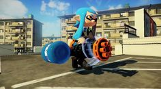 A newly released Japanese Splatoon television commercial shows off the previously leaked Gatling gun weapon, new maps, and new music.