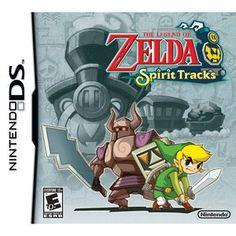 Legend of Zelda: Spirit Tracks (DS) Anything Zelda works! lol (for GBA also)