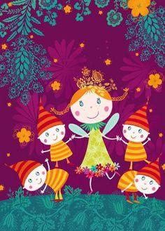 Corinne Bittler - professional children's illustrator, view portfolio