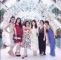 Creative Director, Ms @stefanitan is #IAmJolie today in Liz Dress (Red) with Ms @redmelimelo, Ms @rumputlaut , Ms @fensoong and others. #Jolie #JolieClothing #JolieIndonesia #JolieJakarta #ootd #Fashion #onlineshop #clothingline #Bali #Indonesia