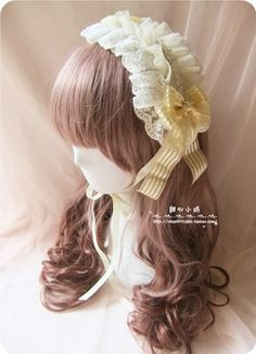 lolita headdress 38 yuan