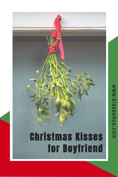 Your boyfriend will love getting Christmas Kisses this year with Kisses 4 Us!  Check it out on Etsy!
