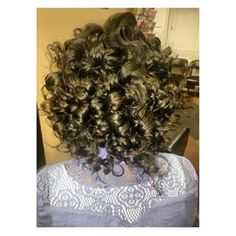 Check out this beautiful bouncy curls set done in wet hair with styling foam. Bouncy Curls, Wet Hair, Blow Dry, Straight Hairstyles, Kinky, Natural Hair Styles, Curly, Dreadlocks, Check