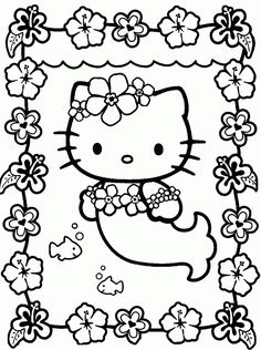Beach Coloring Pages For Kids Picture For Colouring For Children kids coloring pages
