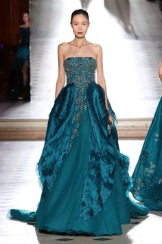 Tony Ward Couture I Fall Winter 2017/18 I Style 33