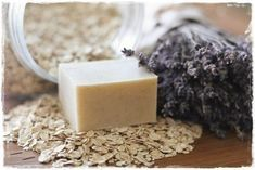 I wanted to share one of my favorite homemade soap recipes.it is so easy and makes such nice soap.enjoy Oatmeal Soap Things You'll Need. Homemade Oatmeal, Oatmeal Soap, Homemade Body Care, Southern Kitchens, Soap Maker, Bath Soap, Cleaners Homemade, Lotion Bars, Soap Recipes