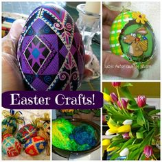 unique crafts for Easter from Suzys Sitcom