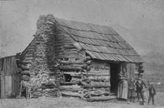 Blue Ridge Gazette: Log Structures of the Appalachians - Part II - The Log House