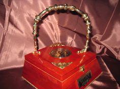 9f298aa24b 24 Best Cigar box purses images