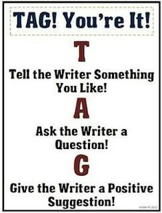 Peer feedback for writing