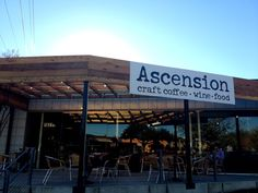 Ascension Coffee is Now Open in the Design District  - City of Ate