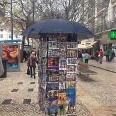 Tanta chuva. #Lisboa. #instagramcml #primaveraemlisboa http://ift.tt/1Xv0vhI