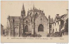 Cartes Postales > Europe > France > [29] Finistère > Saint-Pol-de-Léon - Delcampe.net
