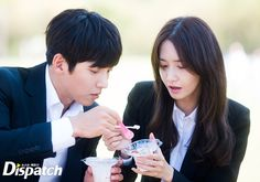 161014 Dispatch update tvN 'The K2' SNSD Yoona