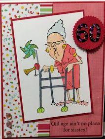 Live, Love & Stamp: Happy 60th!