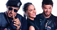 Meet Sylvester Stallone's New Recruits in 'The Expendables 3' TV Spot -- Barney Ross is upgrading his mercenaries in 'The Expendables 3' with Kellan Lutz, Ronda Rousey, Victor Ortiz and Glen Powell. -- http://www.movieweb.com/news/meet-sylvester-stallones-new-recruits-in-the-expendables-3-tv-spot