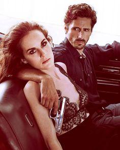 Michelle Dockery & Juan Diego Botto - Good Behavior, TNT