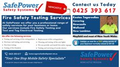 Fire Equipment Services Newcastle Fire Extinguisher Testing Newcastle an...