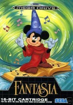 Disney's Fantasia (Mega Drive)