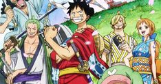 One Piece Anime Reveals Visual New Staff for Wano Kuni Arc One Piece Anime Reveals Visual New Staff for Wano Kuni Arc Tatsuya Nagamine takes over as series director Midori Matsuda takes over as character designer Anime One Piece, One Piece Full, One Piece World, One Piece Luffy, Trafalgar Law, Zoro, One Piece Episodes, Picture Banner, Artists