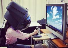 An awesome Virtual Reality pic! #virtualreality #vr #3d #oculusrift #oculus #cardboard #technology #tech #gaming #virtual #samsung #videogames #augmentedreality #reality #innovation #games #rift #gamer #future #googlecardboard #instagood #fashion #virtualrealityworld #blogger #game #google #hmd #gearvr #bloggers #fun by vrpolar check us out: http://bit.ly/1KyLetq
