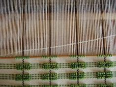 Pibiones weaving - how to