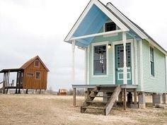 "An American tiny house builder specializes in what he calls ""pure salvage building."""