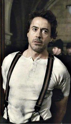 Robert Downey Jr. in 'Sherlock Holmes' (2009)