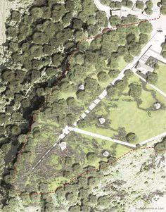 1. Preis Neugestaltung des Loreley-Plateaus im Welte...competitionline