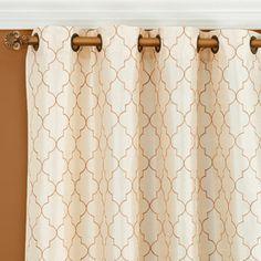 ThresholdTM Medallion Curtain Panel