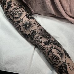 Could do something like this on my other arm...