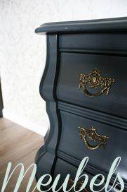 Buikkastje antraciet Sweet Home, House Styles, Decor, Inspiration, Furniture, Table, Home Decor