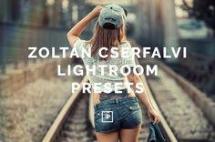 Zoltán Cserfalvi Lightroom Presets