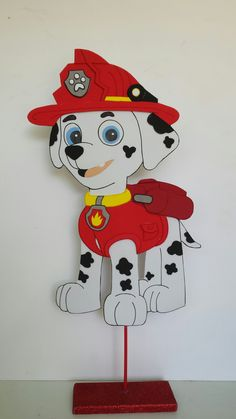 Paw Patrol Party Decorations, Paw Patrol Cake Toppers, Cumple Paw Patrol, Happy Paw, Paw Patrol Coloring, Lacing Cards, Paw Patrol Birthday, Painting Patterns, Albania