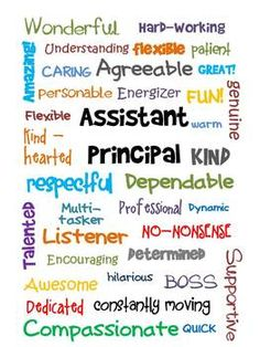 School Principal Appreciation Quotes. QuotesGram