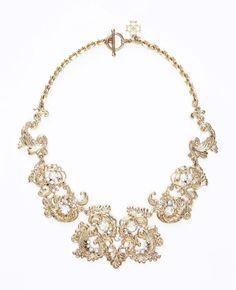 Baroque Statement Necklace | Ann Taylor