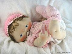 Bonecas com moldes