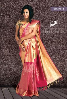 To purchase any of our catalog products, please send mail to eshop@nalli.com Code and Price: DPCH1814 - 20000 INR