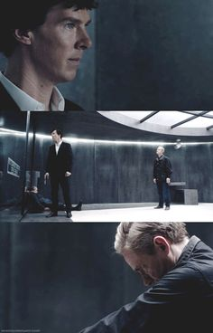 They were all pushed to their limits | And poor John...pushed so many times in this season alone