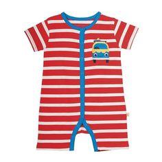 Beachbody, rot/weiss gestreift mit VW-Bus Vw Bus, Pajama Pants, Pajamas, Fashion, Pjs, Moda, Sleep Pants, Fashion Styles, Pajama