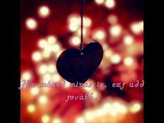 Csondor Kata : Add tovább,T-mobile karácsonyi dal City Of Blinding Lights, Jar Of Hearts, Love Shape, You Look Beautiful, Love Heart, Heart Beat, New Pins, Hello Everyone, In A Heartbeat