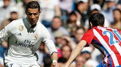 1-1: Oblak y los palos evitan provocan el empate entre el Madrid y el Atletico de Madrid - LA TELE DEPORTES