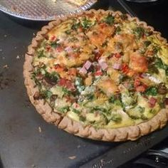 Yummy Quiche Allrecipes.com