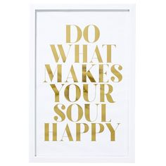 happy Soul Print homemaker