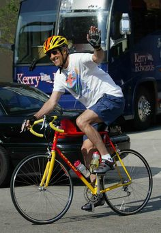 John Kerrys career marked by physical and political mishaps John Kerry  #JohnKerry
