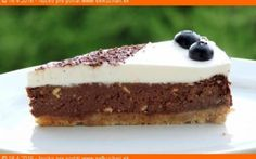 Čokoládový cheesecake z TOFU