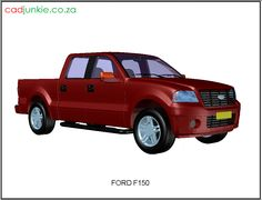 CAD Format: AutoCAD 2013 Block Type: 3D Mesh Units: mm Description: Ford F150 Autocad, 3d Mesh, 3d Cad Models, Cad Blocks, 3 D, The Unit, Type, Vehicles, Car