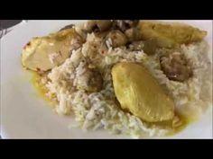 Φιλέτο στήθος κοτόπουλο αλα κρεμ με μανιτάρια ! Chicken breast fillet bu... Food Ideas, Garlic, Food And Drink, Vegetables, Vegetable Recipes, Veggies