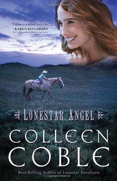 Lonestar Homecoming by: Colleen Coble writer of The Lightkeepers Ball. I know I'll love this book as much as the ones before!